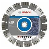 BOSCH Diamanttrennscheibe Best for Stone 230 mm 2608602645 (2608602645)