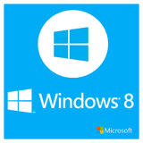 MICROSOFT Windows 8 Pro OEM/SB-Version - Deutsch - 64bit (FQC-05960)