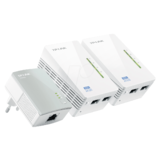 TP-Link AV500 WLAN Powerline Extender Triple Kit