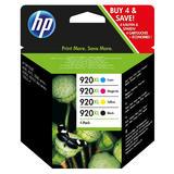 HP 920XL Multipack, hohe Kapazität (C2N92AE)
