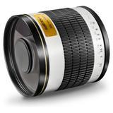 WALIMEX PRO 500/6,3 DX DSLR Spiegeltele für Nikon F (15541)
