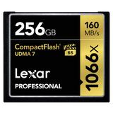 256GB LEXAR Professional 1066x CompactFlash (LCF256CRBEU1066)