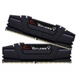 16GB (2x 8GB) G.Skill [ RipjawsV ] Black DDR4-3200 CL16 (F4-3200C16D-16GVKB)