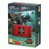 Nintendo New 3DS XL rot Monster Hunter Generations Edition