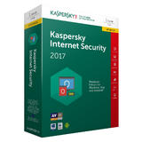 kaspersky Internet Security 2017 Upgrade Box 1x Lizenz