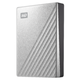 4TB Western Digital WD My Passport Ultra (2018) silber