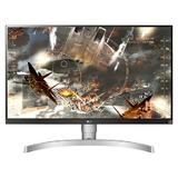 LG 27UL650-W UHD 4K Monitor (27UL650-W.AEU)