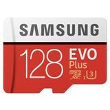 128GB Samsung EVO Plus microSDXC (2020) mit SD Adapter