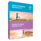 ADOBE Photoshop & Premiere Elements 2021 [PC & Mac] (65313062)